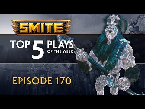 SMITE - Top 5 Plays #170