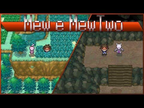 Detonado pokemon Volt White 2 - part 77 - Mew e Mewtwo!