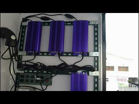 Mini Grow Trailer 2010 gow expo Sf.avi