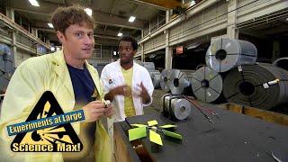 Science Max|BIG Generator|School Projects