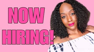 New Part Time Work From Home Job Available Today!