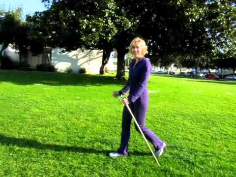 Nordic Walking Burn More Calories than Regular Walking