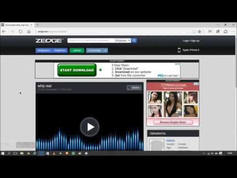 How to Download and transfer Ringtones from PC to iPhone/iPad/iPod