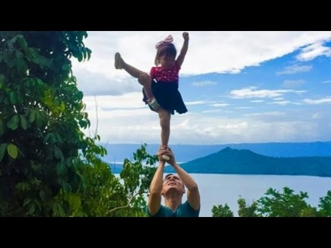 Two-Year-Old Girl Performs Incredible Cheerleading Stunts