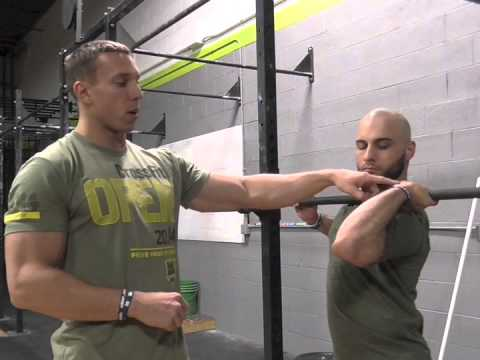 How to Improve Front Rack Mobility for Cleans and Front Squats