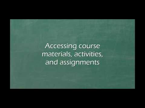 Tour a sample COCC online course