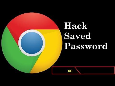 How Hack Saved Password On Computer (Bangla)
