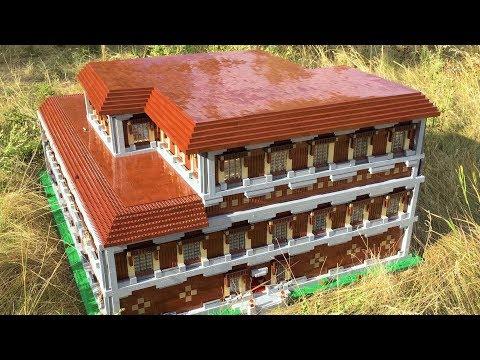 LEGO Minecraft Woodland Mansion