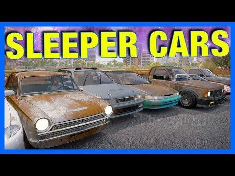 Forza Horizon 3 Online : World's Fastest Sleeper Car!!! (Powered By @ElgatoGaming, Race 3)