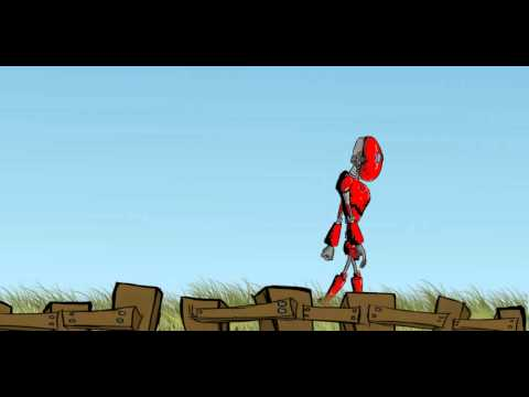 Adobe After Effects CS5 Animación Scramp Walking Cycle .mov