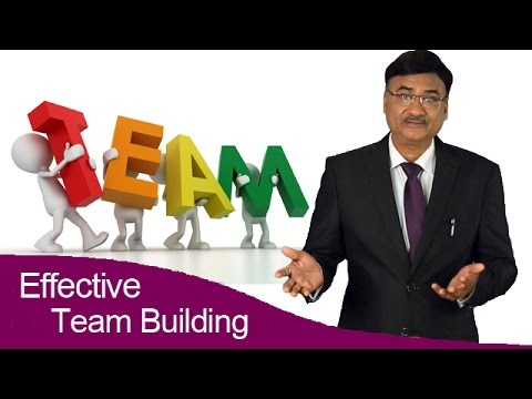 Success Mantra for Effective Team Building