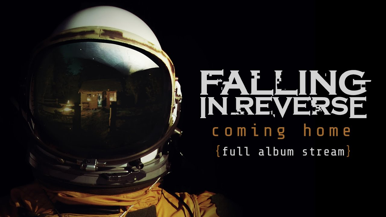 """Falling In Reverse - """"The Departure"""" (Full Album Stream)"""