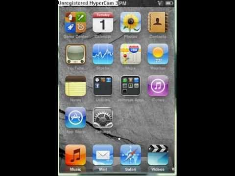 IPod Touchs 1g 2g 3g 4g Cydia tweaks and Apps :)