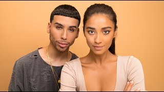 Makeup Tips & Secrets With Superstar Ariel Tejada | Shay Mitchell