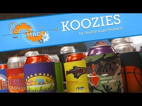 How Are Koozies Made?