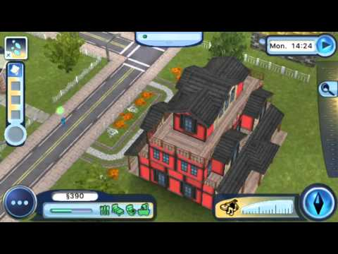 Sims 3 ambitions iOS part 1