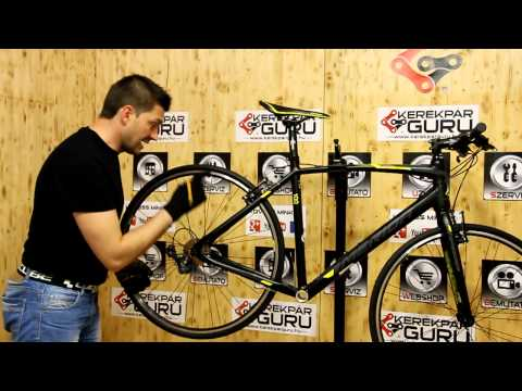 Fitness kerékpár jobban száguldj - Tuning Show Öcsivel