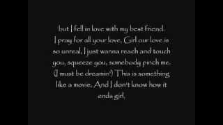 I Fell in love with my Best Friend Lyrics