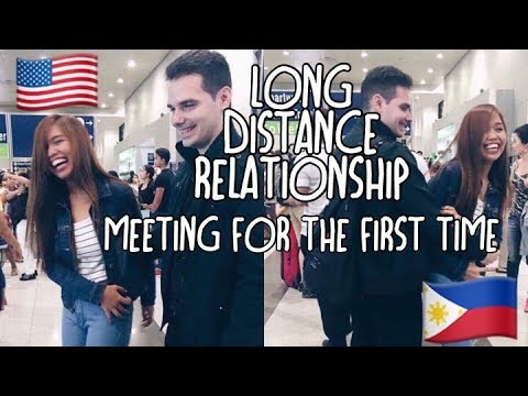 LDR - LONG DISTANCE RELATIONSHIP MEETING FOR THE FIRST TIME | USA to PHILIPPINES 9,379 MILES