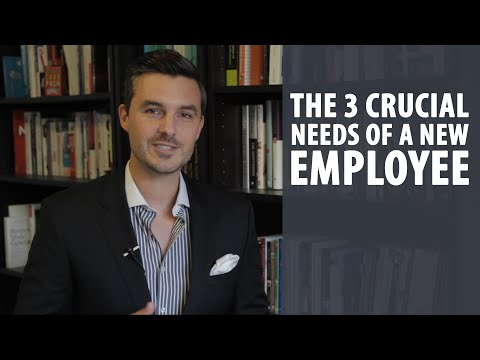 How To On-Board a New Employee Effectively with Colin Boyd