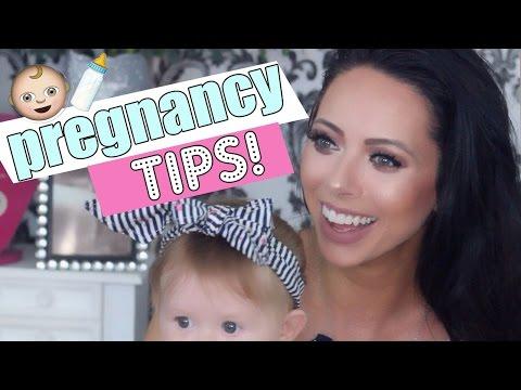 PREGNANCY TiPS!! What helped me get pregnant! -XOBRUNETTEBARBIE❤