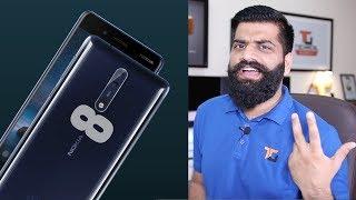 Nokia 8 India - OnePlus 5 Killer? My Opinions!!