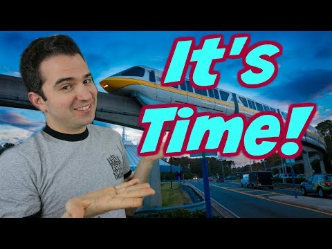 It's time for a Monorail Update! 🚝