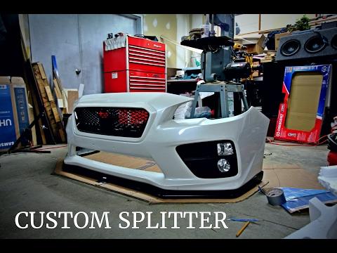 Making a Custom Splitter!!!!