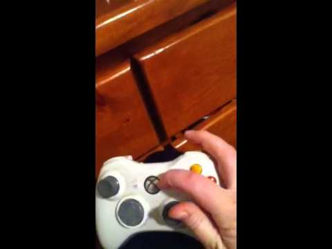 How to reset Xbox 360 resolution