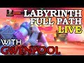 Labyrinth Of Legends With Gwenpool Full Path Marvel Contest Of Champions Live Stream
