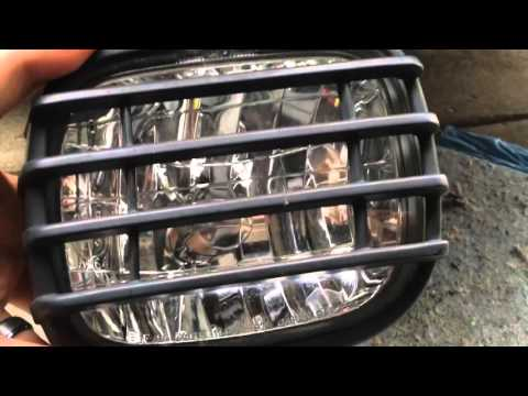 2002 Subaru Forester Fog Light Replacement