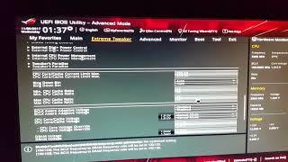 8600k Z370 Maximus Hero X Overclocking Video 5ghz