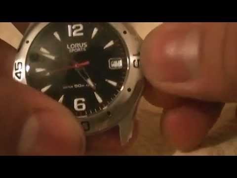 How To Remove Winder (crown and stem) from watches.  ( Old video its a bit shaky sorry folks)
