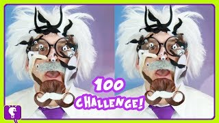 Popular YouTube CHALLENGES with HobbyHarry! 100 Layers + Floor is Lava