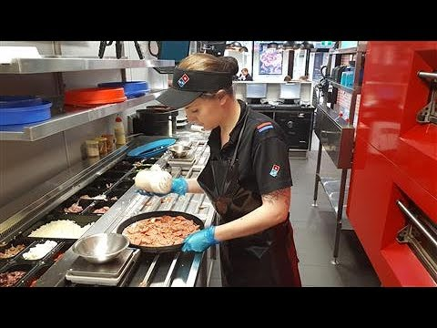 Can Domino's Deliver Pizza Under 10 Minutes?