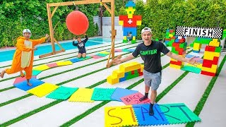 WORLDS LARGEST BOARD GAME!! (WINNER GETS $10,000)