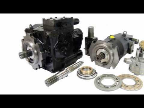 Aftermarket 20 Series Hydraulic Pumps, Motors & Parts