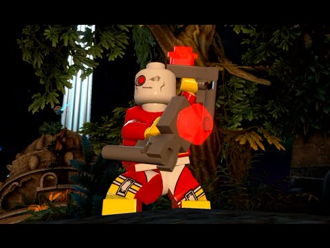 LEGO Batman 3: Beyond Gotham - Deadshot Gameplay and Unlock Location