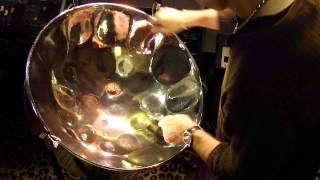 Steel Drum - UB40 Red Red Wine by Dano