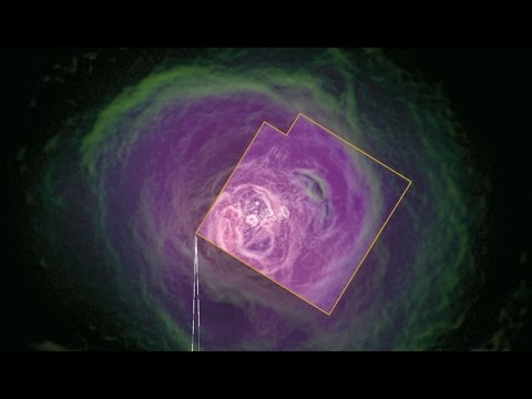 Last Thing a Lost Black Hole Satellite Saw Before It Died