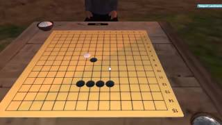 Learning How To Play Gomoku On Kitely