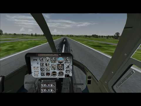 FSX Hovering practice / helpful tips