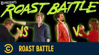 u.a mit Thorsten Bär vs. Christian Schulte-Loh | Roast Battle | S03E08 | Comedy Central Deutschland