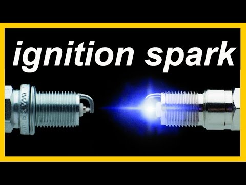 fixing ignition spark problems