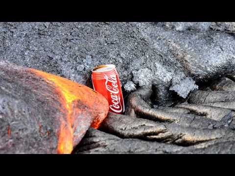 Coke and Lava Nikon D800 and Gopro