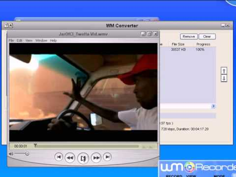 How to Convert a WMV File to Iphone Format Using WM Converter