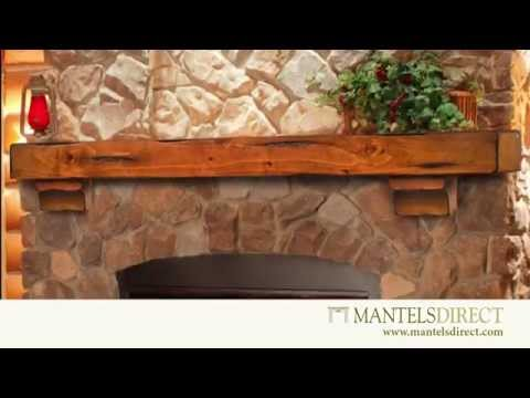 How-to Order a Wood Mantel Shelf | Mantels Direct | 1-888-493-8898