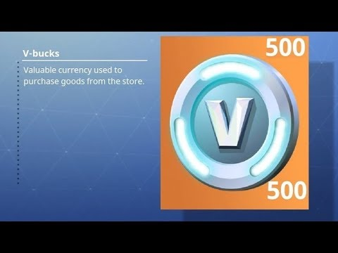 Fortnite: How to get V Bucks Free and Reasonable Prices - (Fortnite V Bucks Free and Fair Prices)