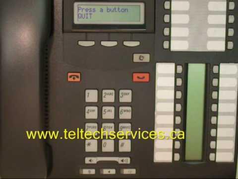 Nortel Phones - Internal Autodial