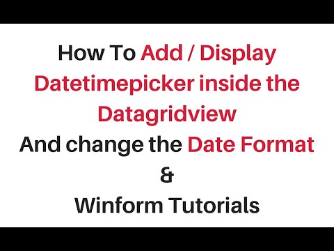 datetimepicker winforms format and display add in datagridview